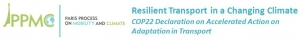 Declaration on Transport Adaptation - PLEASE SIGN UP!