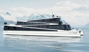 Zero emission passenger vessel announced
