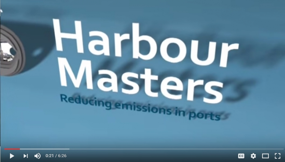 Harbour Masters - Reducing Emissions in Ports